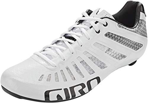 Giro Empire SLX Mens Road Cycling Shoe − 46, Crystal White (2020)