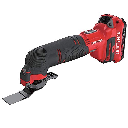 Best Price CRAFTSMAN V20 Oscillating Tool Cordless Kit (CMCE500D1)