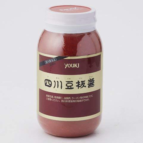MC 四川豆板醤 1KG 2個