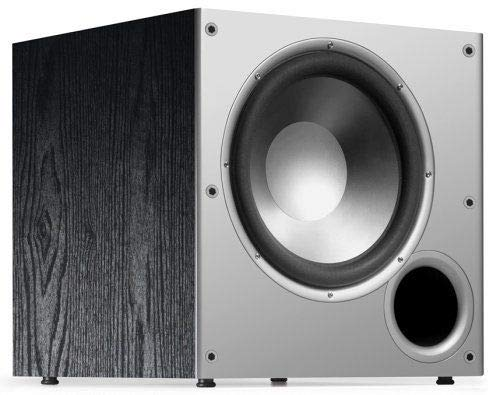 Find Discount Polk Audio PSW10 10-Inch Monitor Series Powered Subwoofer (Single, Black) with Mini To...