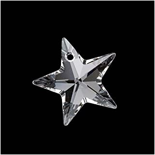 Swarovski Swarovski Crystal, 6714 Star Pendant 20mm, 1 Piece, Crystal Crystal Beads
