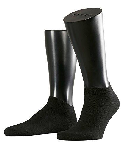 ESPRIT Herren Sneakersocken Basic Uni 2-Pack - 80% Baumwolle, 2 Paar, Versch. Farben, Größe 39-50 - Hautfreundliche Baumwollsneaker im Doppelpack