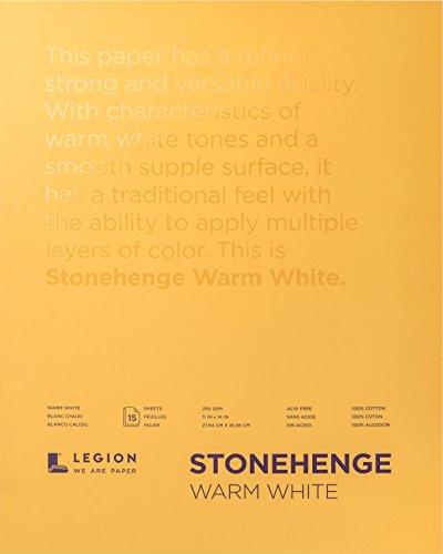 Stonehenge L21-STP250WW1114 Papier 11x, Warmweiß 22,6 kg, Einheitsgröße