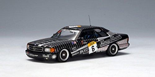 Mercedes-Benz 500SEC (W126) AMG Spa 1969 #6 - 1:43