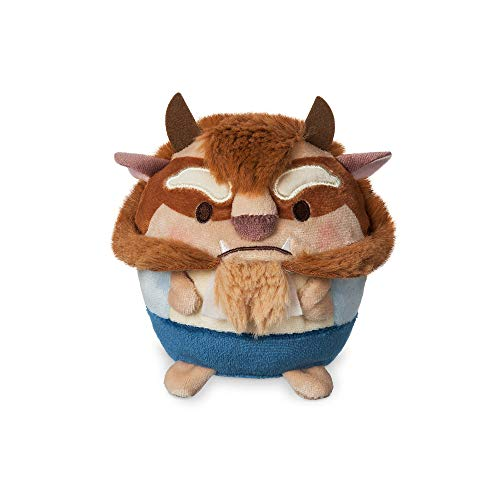"""Disney Beast Beauty and The Beast Scented Ufufy Plush - Small 4.5"""""""