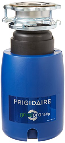 Frigidaire FFDI331CMS GrindPro 1/3 HP Corded Continuous Feed Waste Disposer Classic Blue