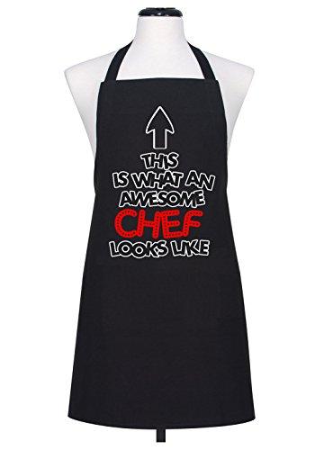 Esto es lo que un chef impresionante parece diseño 2 (negro)
