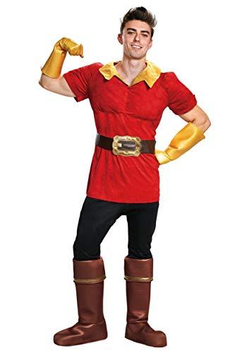 Disney Beauty and the Beast Gaston Mens Costume Medium