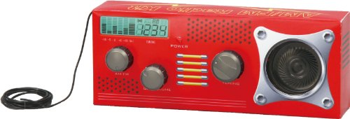 [Science] work electric and magnetic AM / FM radio assembly kit (japan import)