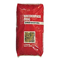 Perfect for mixing with a wet diet Great Value Also available in 2.5kg bag