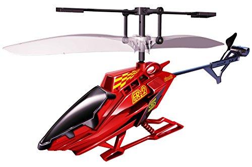 Silverlit - helicóptero de Radio Control, Control Remoto por Infrarrojos de 2 Canales