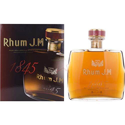 Rhum J.M Vieux Agricole Hors D'Age Cuvée 1845 42,00% 0,70 Liter
