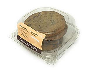 Cookies Brown Butter Chocolate Chunk, 4 Count, 11 Ounce