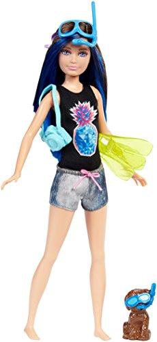 Barbie Mattel FBD70 - Magia dei Delfini Skipper, Bambola