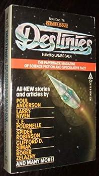 Destinies Vol. 1, No. 1: Nov./Dec. 1978 - Book  of the Destinies