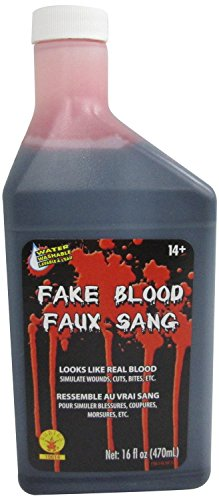 Rubies 16-Ounce Fake Blood (2 Pack)