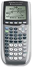 $119 » Texas Instruments TI-84 Plus Silver Edition Graphing Calculator (Certified Renewed)