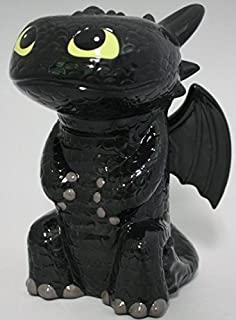 FAB Toothless, How to Train Your Dragon 2, Exclusive Starpoint Collectors Edition. New York.