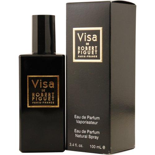 ROBERT PIGUET Visa EDP Vapo 100 ml, 1er Pack (1 x 100 ml)