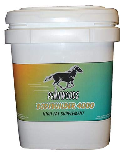 Pennwoods Equine Products 101223 Body Builder 4000 Performance Supplement for Horse, 11 lb
