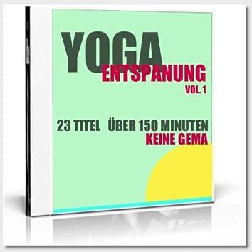 Yoga Entspannung Vol. 1