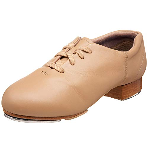 Capezio Women's Flex Master Tap Shoe, Caramel, 10.5 W US