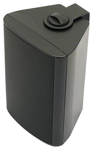 Visaton 50312 Lautsprecher WB 10, 100V+8 Ohm schwarz