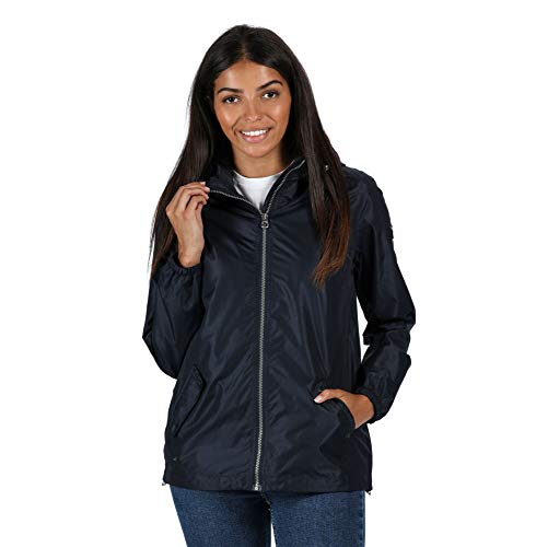 Regatta Womens Lilibeth Waterproof Hooded Durable Coat