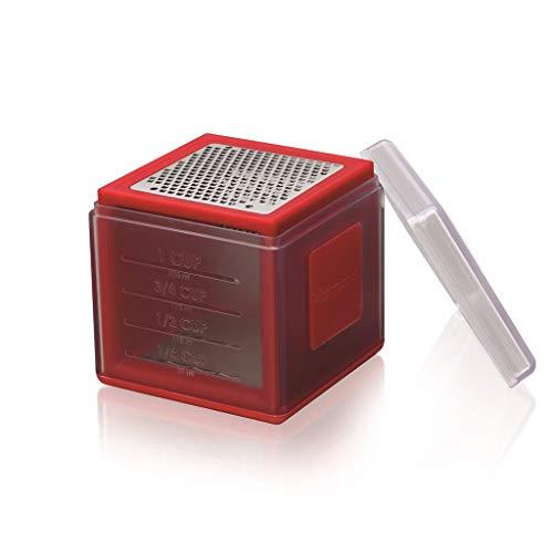 Keuken gadget JXLBB Citroen schil kaas rasp mes roestvrij staal kubus schaafmachine