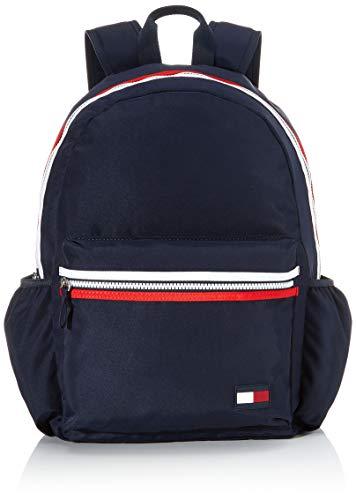 Tommy Hilfiger - Kids Core Backpack, Mochilas Unisex Niños, Azul (Desert Sky), 1x1x1 cm (W x H L)