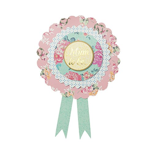 Truly Scrumptious Baby Mum To Be Rosette
