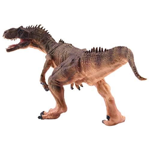 TOYANDONA Jurassic World Dinosaurio Juguetes Realistas Dinosaurio Modelo Dinosaurio Lovers Gifts