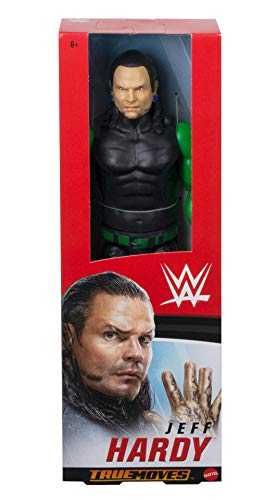 Jeff Hardy – True Moves – WWE 30,5 cm Actionfigur