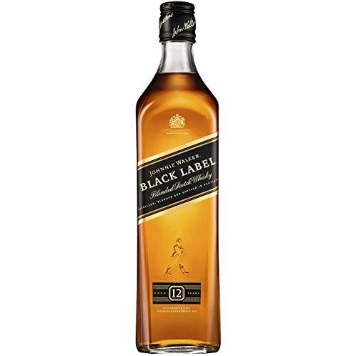 Black Bottle Whisky 1980s