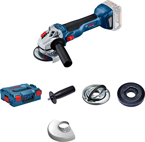 Bosch GWX 18V-10 4.5 inch/115mm Angle Grinder in L-Boxx (Body Only)