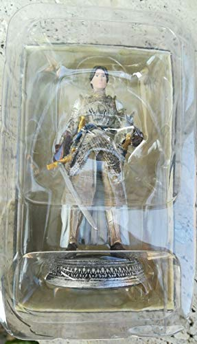Statue des Harzes. Game of Thrones Collection Nº 10 Jaime Lannister