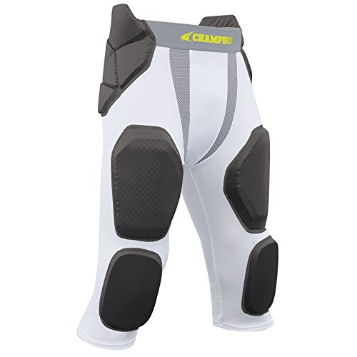 FPGU7 Champro Man Up 7 Pad Girdle Football Pant CH