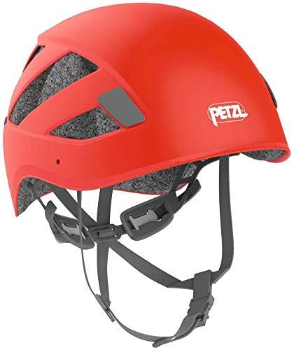 PETZL Unisex– Erwachsene Boreo Neu Kopfschutz, Rot, Uni