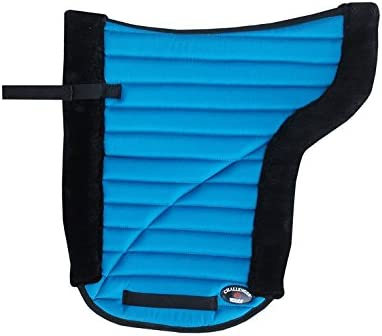 CHALLENGER Indianapolis Mall Horse Seasonal Wrap Introduction English Western Saddle All Jumping Contour PAD