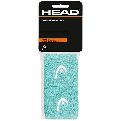 """Head Polsino da 2.5"""", Tennis Accessori Unisex Adulto, Opal, One Size"""