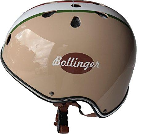 BOLLINGER.ES Casco Vintage Marron