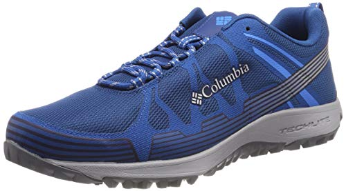 Columbia Homme Chaussures Multisport, CONSPIRACY V, Taille 46, Bleu (Deep Lagoon, Lux)