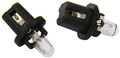 Ring Automotive RW509T Tachobeleuchtung/Armaturenbeleuchtung, 12 Volt, 1,2 Watt, B8.5d, schwarzer Sockel