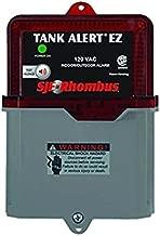 SJE Rhombus 1036591 Tank Alert EZ- TaEZ-01X, 120 VAC No Float
