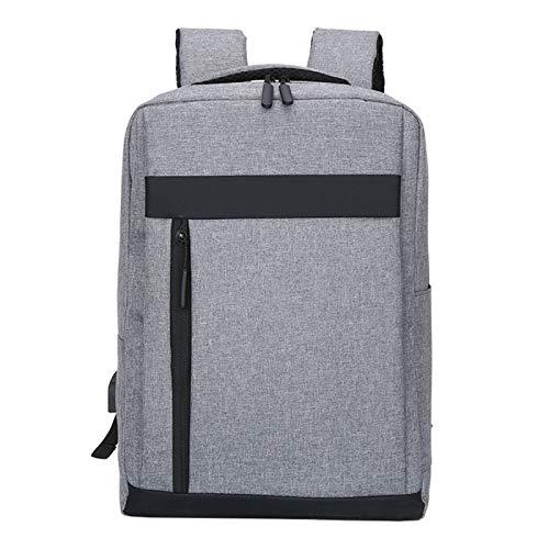 Men's Business Backpack Outdoor Leisure Laptop Bag, Large Capacity Multi-Function Travel Bag