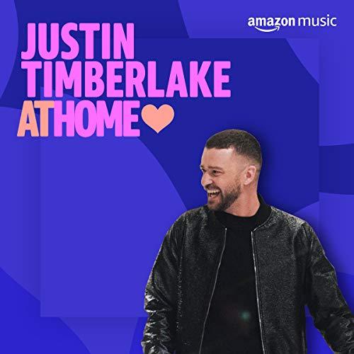 Justin Timberlake at Home