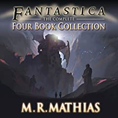 Fantastica: The Complete Four Book Collection