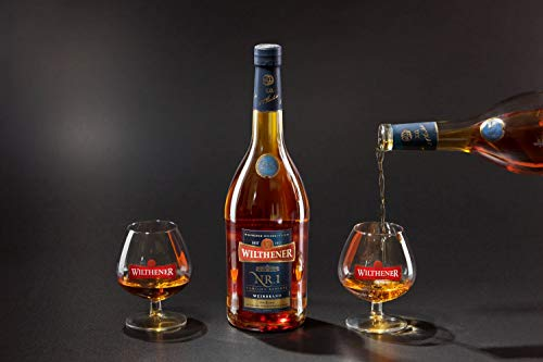 Wilthener NR. 1 , Brandy in X.O.-Qualität, Spirituose 38% vol., Branntwein der Spitzenklasse (1 x 0.7 l) - 8