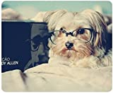 Animals Beds Dogs Glasses Books Woody Allen...