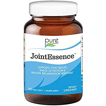 Pure Essence Labs Joint Essence Supplement - Natural Joint Support for Men and Women - Non Gmo - 60 Vegetarian Capsules